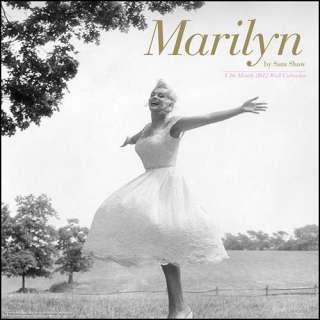 Marilyn Monroe 2012 Wall Calendar 1438813201