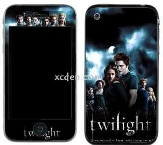 Twilight Vinyl Skin Sticker for Apple iPhone 3G  3GS