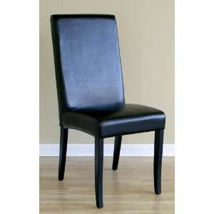 Full Leather Dining Chair Wholesale Interiors   005 Furniture & Decor