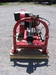 Shaver SC 50 3 point mount stump grinder New