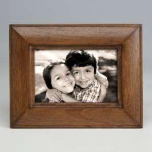 4x6 Walden Antique Walnut Wood Frame