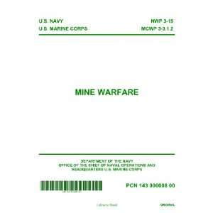 Marines Mine Warfare (Reprint): U.S. Marine Corps: Books