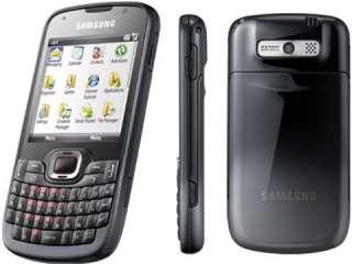 UNLOCKED SAMSUNG B7330 OMNIAPRO BLACK MOBILE PHONE 8808993735358