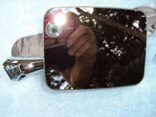 1970  1972 Chevy GMC Truck Door Mirrors Rear View 1971