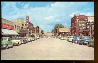 1950s Chrome Street Scene Willmar MN Great Cars A4549