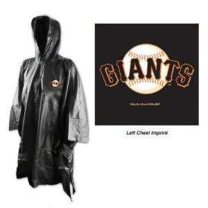 San Francisco Giants Poncho