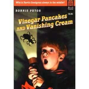 Vinegar Pancakes and Vanishing Cream (9780688147440