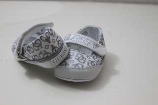 GUESS Ballerina newborn prewalker Baby Girl pink/white Shoes top pants