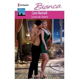 Corazon Del Desierto: (Heart of the Desert) (Harlequin Bianca (Spanish