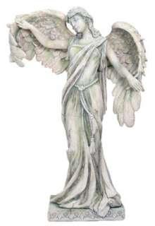 Douma Angel of Silence Mourning Memorial Statue Figure