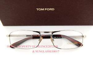 New Tom Ford Eyeglasses Frames 5032 753 PALLADIUM Men