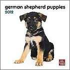 new german shepherd puppies 2012 mini calendar dogs animals fast