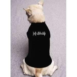 DEF LEPPARD rock band live classic tour retro DOG SHIRT