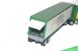 Ertl 1/64 scale semi truck and trailer #9200, 881   New