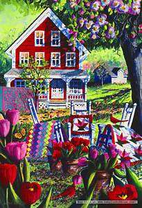 Masterpieces jigsaw puzzle 300 pcs Diane Phalen   Joyful Blooms 30910