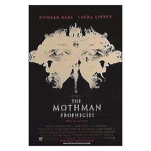 MOTHMAN PROPHECIES ORIGINAL MOVIE POSTER: Home & Kitchen