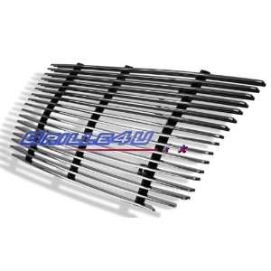 01 09 GMC Envoy Stainless Steel Billet Grille Grill Insert Automotive