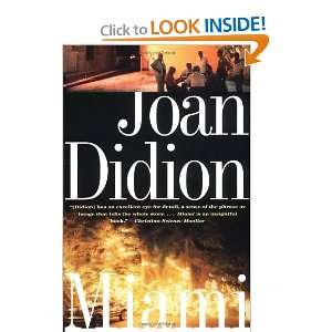 Miami (9780679781806) Joan Didion Books