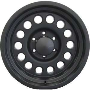 American Eagle 100 17x9 Black Wheel / Rim 5x5.5 with a  8mm Offset and