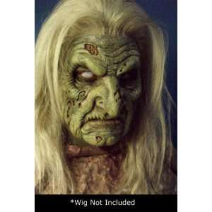 Zombie Witch Scary Foam Latex Halloween Mask Witchy Poo