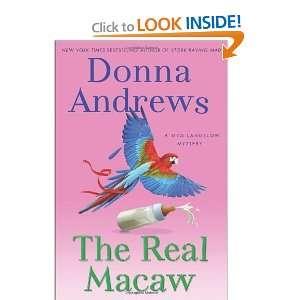 Mystery (Meg Langslow Mysteries) [Hardcover] Donna Andrews Books