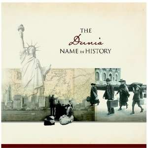 The Dunia Name in History: Ancestry Books