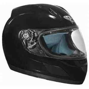 Vega Altura XPV Black full face Motorcycle Helmet
