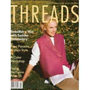 Threads April/May 1999, Number 82: Books
