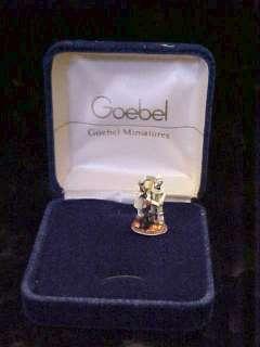 Olszewski Wizard Of Oz Tin Man Goebel Mini Figure