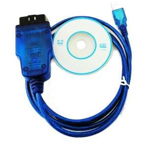 USB Cable KKL 409.1 OBD2 for Audi VW SEAT Volkswagen Automotive
