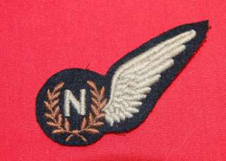 Royal Canadian Air Force Navigator Wing   Style B