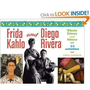 Frida Kahlo And Diego Rivera (urleback School & Library