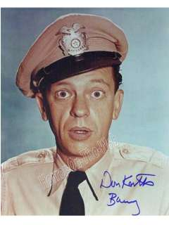 If you are an Andy Griffith Show, Deputy Barney Fife, or Don Knotts