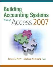 Access 2007, (032466527X), James T. Perry, Textbooks   Barnes & Noble