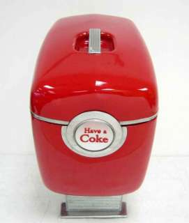 VINTAGE DOLE COCA COLA SODA FOUNTAIN COKE DISPENSER NR