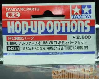 84234 TAMIYA 1/10 ALFA ROMEO 155 V6 TI BODY PARTS SET