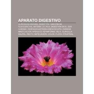 Aparato digestivo: Glándulas anexas, Digestión