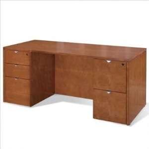 OSP Furniture KENTYP5 Kenwood 72 W Kneespace Credenza