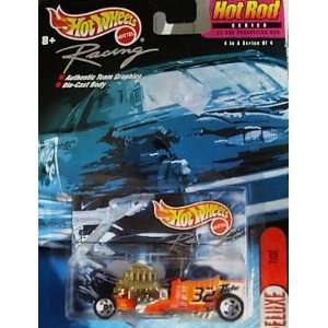 2000 Hot Wheels Racing   Hot Rod   Tide T Bucket Toys & Games