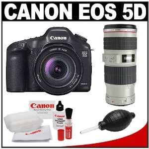 Canon EOS 5D Mark II Digital SLR Camera w/ EF 24 105mm L IS USM Lens