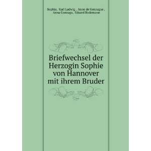 , Anne de Gonzague , Anna Gonzaga, Eduard Bodemann Sophia Books