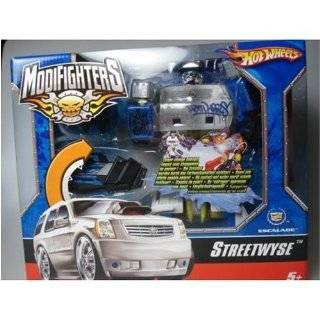 HOT WHEELS ModiFighters 118 Streetwyse Kingpin