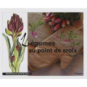 au point de croix (French Edition) (9782350320502): Inna Millet: Books