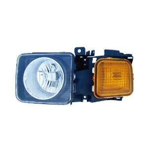 Hummer H3/H3T Headlght Oe Style Headlamp Left Driver Side
