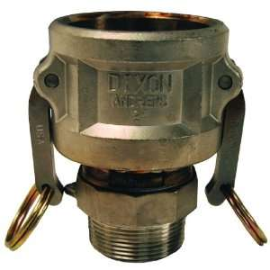Reducing Cam and Groove Coupling Female Coupler x Male NPT