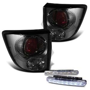 Eautolight 2000 2005 Toyota Celica Smoked Altezza Tail Lights + 8 LED