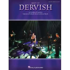 Best of Dervish: Melody/Lyrics/Chords (Pvg) (0073999197648