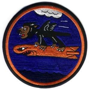 863RD BOMB SQUADRON 93RD BOMB GROUP 4.75 Patch Military