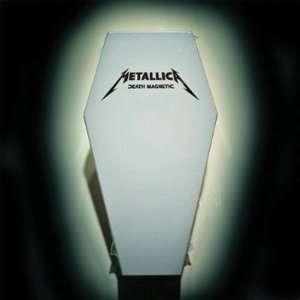 Metallica Death Magnetic Deluxe Coffin CD Box Set