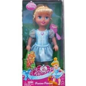 Disney Precious Princess Cinderella Doll Toys & Games